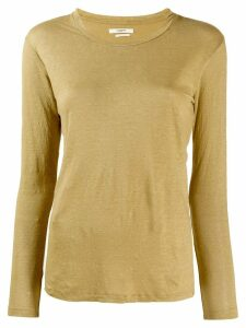 Isabel Marant Étoile loose fit top - Green