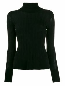Pinko roll neck jumper - Black