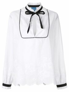 Macgraw Gypsy blouse - White