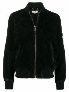 Golden Goose fringed jacket - Black