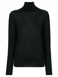 Stella McCartney turtleneck jumper - Black
