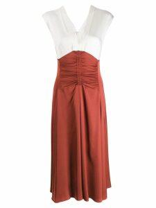 Sandro Paris Lunna dress - Orange