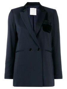 Sandro Paris Domitille blazer - Blue