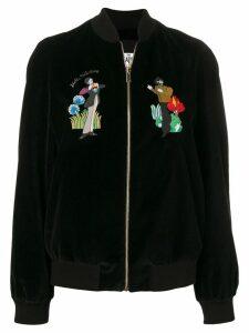 Stella McCartney All Together Now bomber jacket - Black
