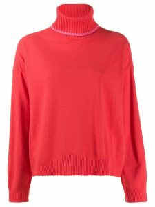 Semicouture Thomas sweater - Red