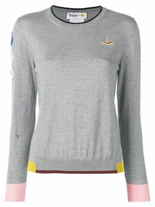 Stella McCartney All Together Now jumper - Grey