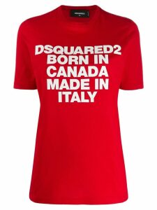Dsquared2 Born In Canada T-shirt