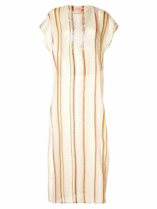 Tory Burch striped tunic dress - Multicolour