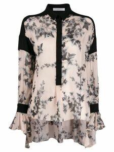 Philosophy Di Lorenzo Serafini floral blouse - PINK