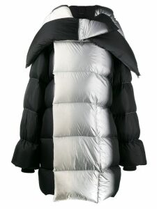Rick Owens oversized padded coat - Black