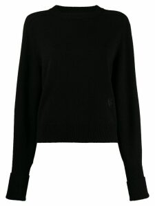 Chloé long sleeved pullover - Black
