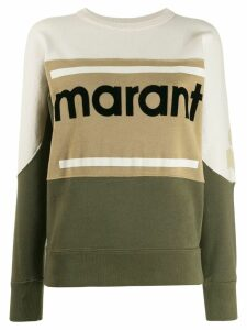 Isabel Marant Étoile Gallian sweatshirt - Green