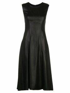 Sies Marjan satin dress - Black