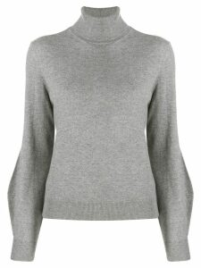 Chloé Iconic turtleneck jumper - Grey