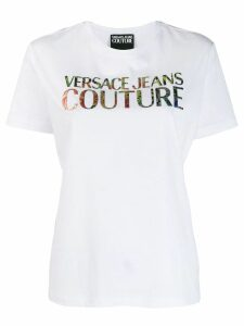 Versace Jeans Couture logo T-shirt - White