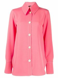 Stine Goya James Solid Tailoring Shirt - PINK