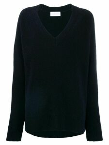 Christian Wijnants knitted jumper - Blue