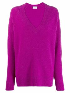 Christian Wijnants knitted jumper - PINK
