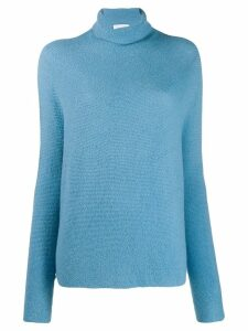 Christian Wijnants turtle neck jumper - Blue