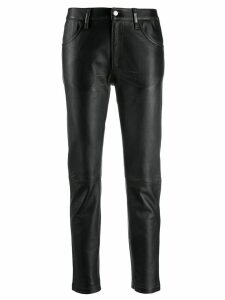 Golden Goose skinny trousers - Black
