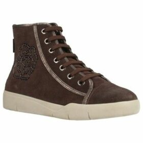 Stonefly  SIDNEY 1 BIS  women's Shoes (High-top Trainers) in Brown