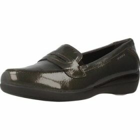 Stonefly  VENUS II 42  women's Loafers / Casual Shoes in Grey