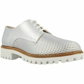 De Grenelle  XEREA  women's Casual Shoes in Silver