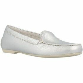 Stonefly  106131  women's Loafers / Casual Shoes in Silver