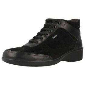 Stonefly  PASEO II  women's Shoes (High-top Trainers) in Black