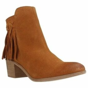 Xicc Shoes  CX5616  women's Low Ankle Boots in Brown