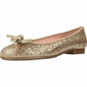 Made With Love  2002M  women's Shoes (Pumps / Ballerinas) in Gold