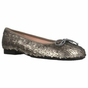 Made With Love  2000M  women's Shoes (Pumps / Ballerinas) in Silver