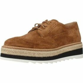 Alpe  3283 11  women's Casual Shoes in Brown