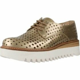 Alpe  3293 61  women's Casual Shoes in Gold