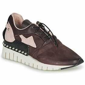 Airstep / A.S.98  DENALUX  women's Shoes (Trainers) in Brown