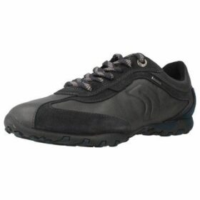 Geox  D FRECCIA B A  women's Shoes (Trainers) in Grey