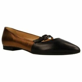 Geox  D RHOSYN  women's Shoes (Pumps / Ballerinas) in Brown