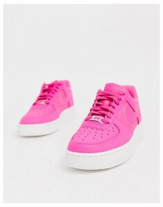 Nike Air Force 1 '07 Hot Pink Trainers