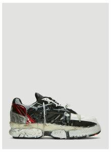 Maison Margiela Fusion Sneakers in Black size EU - 39
