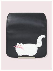Make It Mine Embellished Cat Flap - Black Multi - One Size