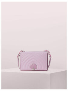 Amelia Resin Medium Shoulder Bag - Sweet Pea - One Size