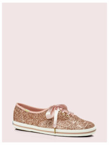 Keds X Kate Spade New York Glitter Sneakers - Rose Gold - 8 (Us 10.5)