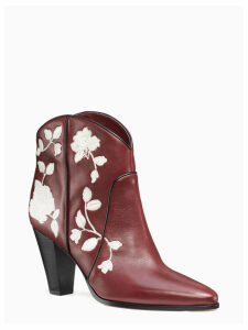 Dalton Boots - Burgundy - 4.5 (Us 7)