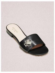 Ferry Slide Sandals - Black - 3.5 (Us 6)