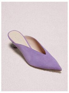 Cori Mules - Pop Lilac - 3.5 (Us 6)