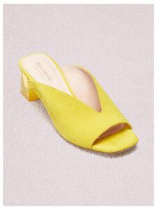 Caila Mules - Vibrant Canary - 3.5 (Us 6)
