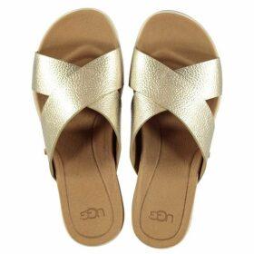 Ugg Metallic Sandals