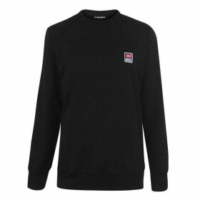 Diesel Jeans Chest Logo Sweatshirt