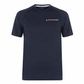 Tommy Sport Logo T Shirt