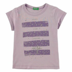 Benetton Short Sleeve T Shirt